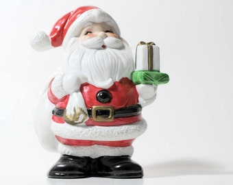 Santa  Baby - Home -  Vintage - Christmas - Retro Holiday Decorations Sale was 10.00