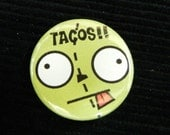 Invader Zim Pin - Gir