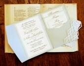 Folder/Pocket Envelope