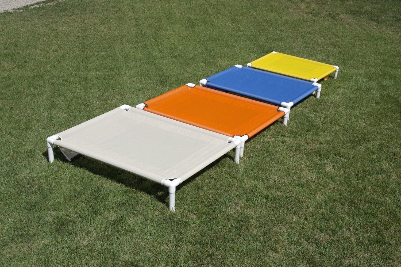 dog bed mesh raised bed cot large summer beds medium - 🔎zoom
