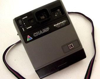 Kodak Champ Kodamatic Instant Camera - instant picture