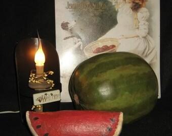 Make Me a Memory Primitives and Folk Art Watermelon E-pattern
