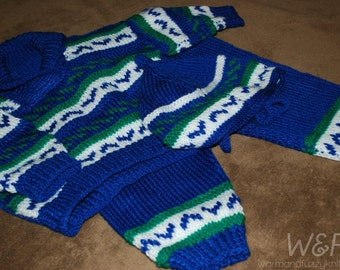 3 Pc. Winter Set for Babies