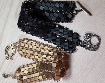 Tila Street Bracelet Tutorial