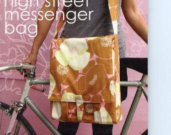30% Off amy butler High Street Messenger Bag Midwest Modern Sewing Pattern