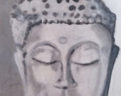 Shades Of Gray Buddha