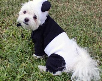 Dog Costume, Halloween Costume for Small Dog, Pet Costume, Animal Costumes, Halloween Party Costume for dog, Panda Bear