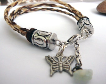 Custom Made Horse Hair Bracelets - from the Horse close to your Spirit and Heart