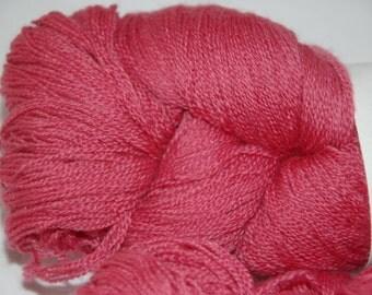 Studio June Yarn Meri Lace Lace 1300 Yards - Vermillion Rose