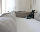 CHIC....crib bedding bumper