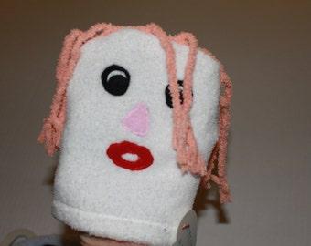 bath buddy washcloth mitt