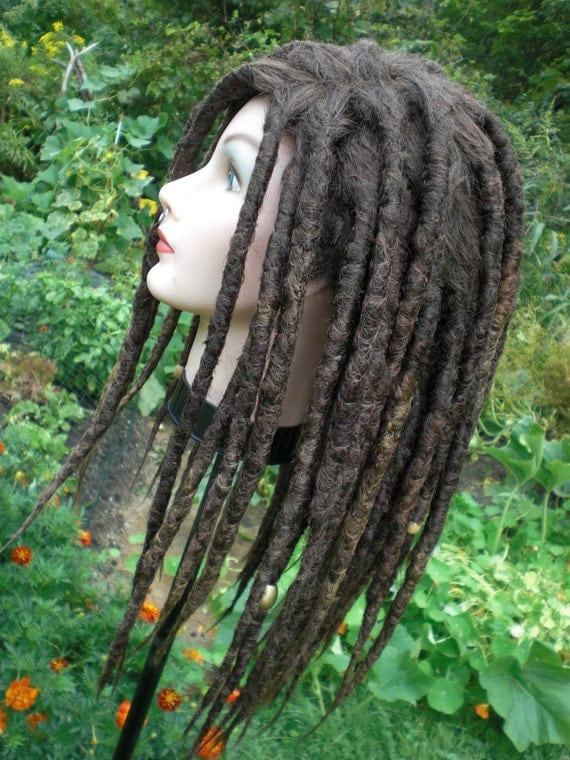 Real Dreadlock Wig 91