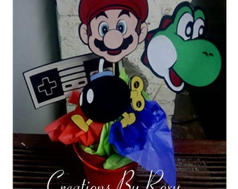 Super Mario Party Centerpiece