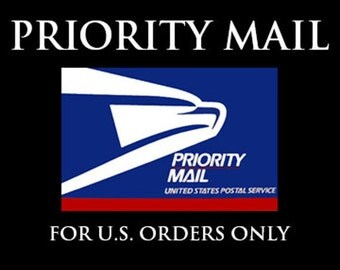 PRIORITY MAIL UPGRADE--Available only in the United States