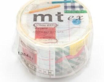 mt ex masking tape - materials - single