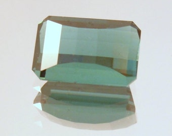 0.98 ct Indicolite Blue-Green Tourmaline