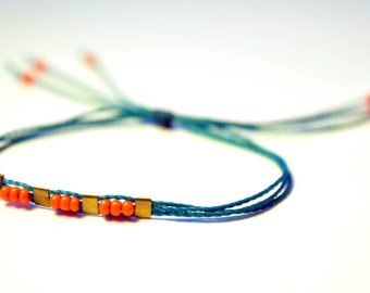 Deco Friendship Bracelets