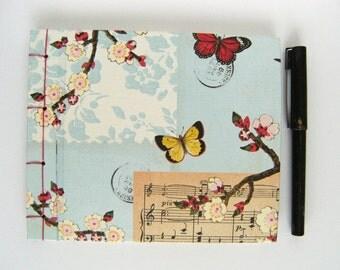 Little Butterflies Guest Book or Photo Album - Hand Made Book
