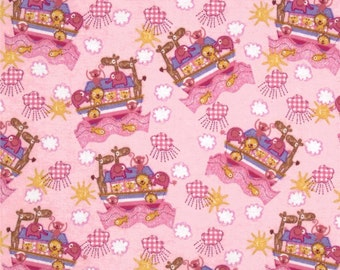 Changing Pad Cover  Pink Noah's Ark    Bassinet Sheet   Diaper Baby Nursery Shower Gift