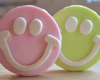 Happy Smiles Novelty Soap - Soap for Kids - Childrens Soap