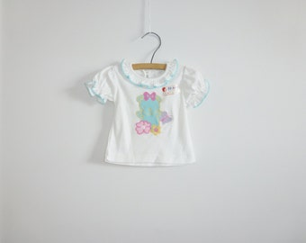 Vintage New Old Stock Baby Girl T-Shirt