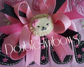 Star of the show Lion M2M made to match Gymboree from Double-lynbows M2MG