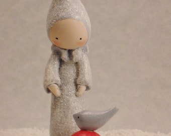 Little Snow  Bird- Limited Edition 24 of 25