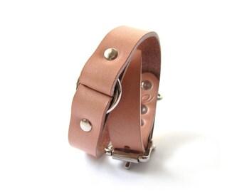 Double Wrap Ring Bracelet