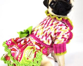 Lemonade Dog Dress