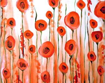 An Orange Dream II by Kristen Dougherty