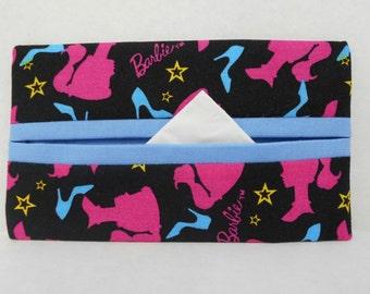 Barbie Tissue Cozy/Gift Card Holder/Party Favor/Wedding Favor