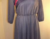 70s Retro Dress