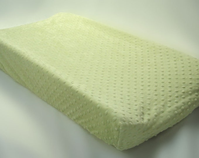 Changing Pad Cover Pistachio Green
