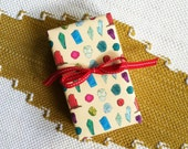 """Gift Wrap // Gemstone Collection // Each roll is 26"""" X 36"""" inches"""