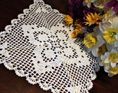 Lovely Crochet doily