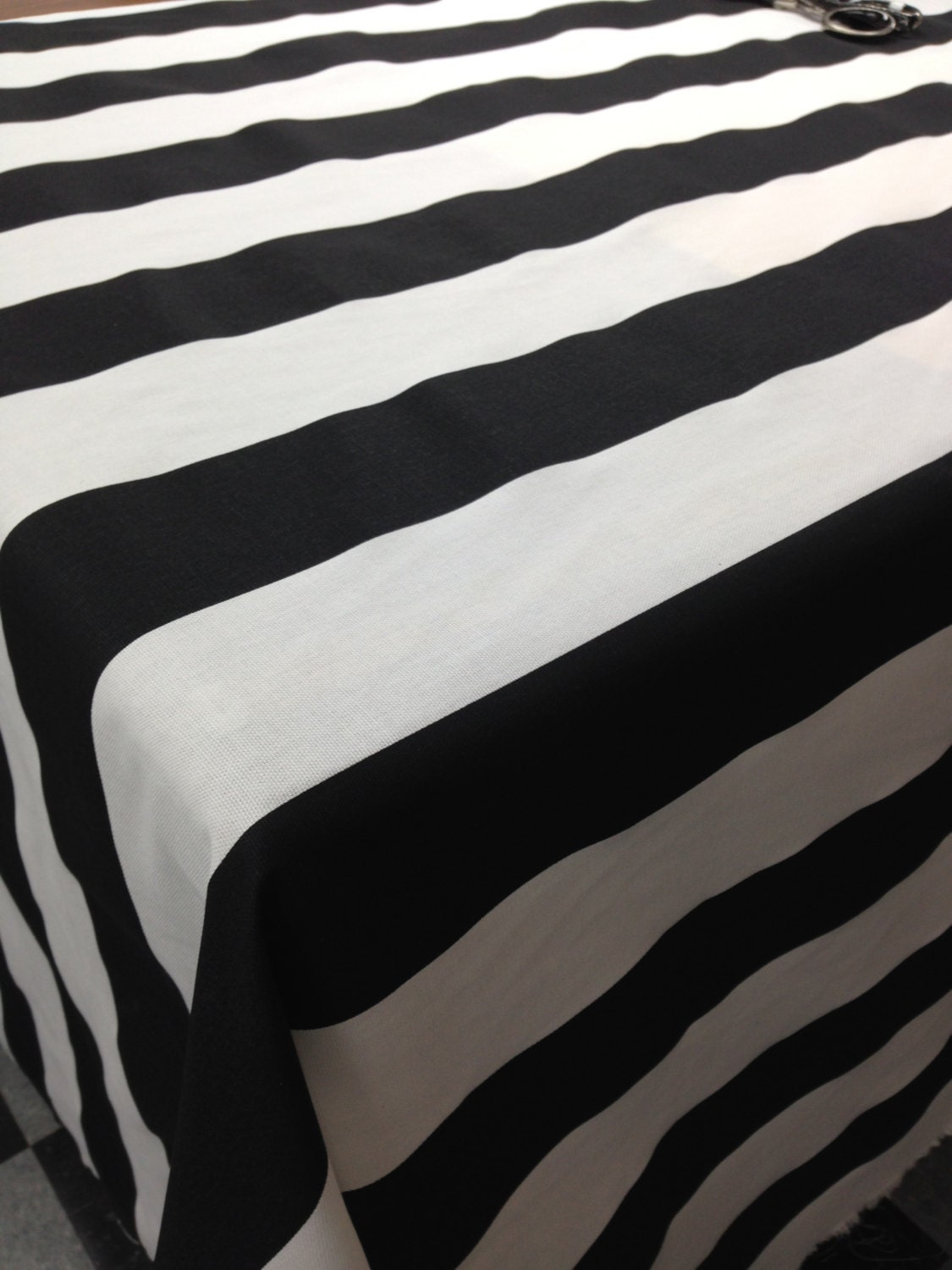Amazing Zoom. Lovely Black And White Tablecloths Tablecloths Chair Covers Table  Cloths Linens Runners Tablecloth Part 23