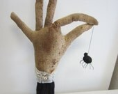 WITCH HAND HALLOWEEN Spooky Decoration Made to Order