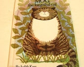 Mog The Forgetful Cat By Judith Kerr Vintage Childrens Book