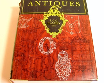 The Complete Encyclopedia Of Antiques Compiled By The Connoisseur Edited By L.G. G. Ramsey