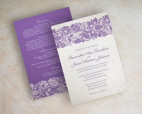 Shimmer wedding invitation, shimmer wedding invitations, shimmer wedding invites, shimmer cardstock, shimmer, metallic, pearlescent, Jessica