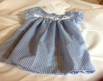 Dorothy Dress Toddler Sizes 6 months up to girls size 5
