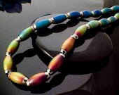 Mood Beads - 10 - 5mm X 12mm Thermo - Sensitive Liquid Crystal - 100% Guarantee