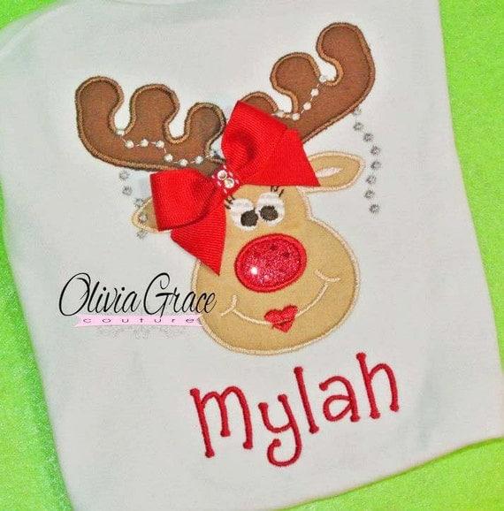 il_570xn - Christmas Shirts For Girls