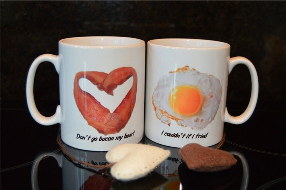 Don't go Bacon my Heart  UK Seller