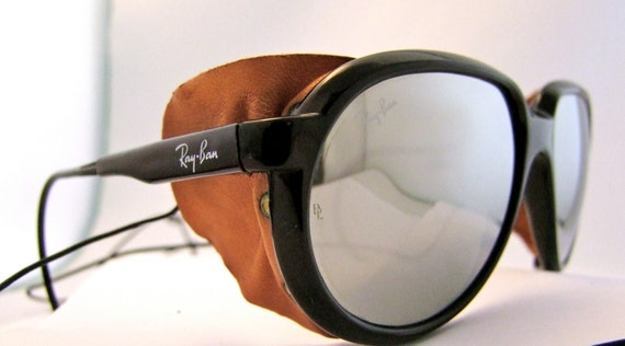 Ray Ban Glacier Glasses