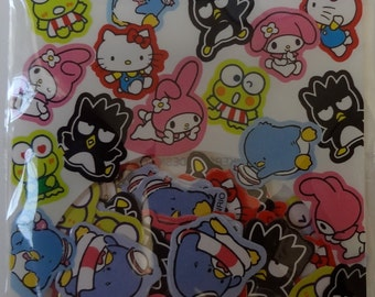 Sanrio Characters Sack-O-Stickers