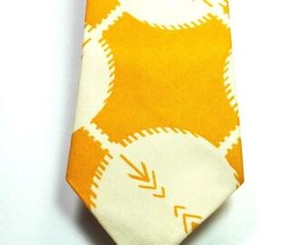 Gold Neckties Gold Arrow Mens Neckties Wedding Neckties Mens Neckties