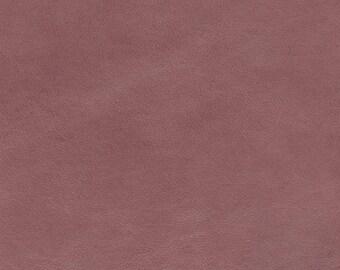 "5339 -Lambskin Leather Fabric/gorgeous mauve/11""x5.5""/new cut hide/Woolen Crow/leathercraft supplies/leather necklaces /fiber arts /4.25"
