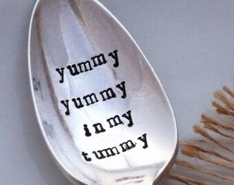 Yummy in my tummy | Etsy  Yummy in my tum...