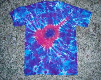Tie Dye - Guitar/Mandolin - Tshirt - Jerry Garcia - Grateful Dead - Clothing -